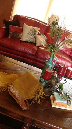 I will always love western decor!