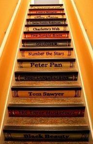 boeken trap