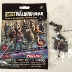 Walking Dead McFarlane Series 3 Blind Bag - EUGENE #McFarlane