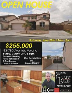 Come and see this Amazing Home.  Great for the Small Business Owner or Owner with Big Toys... Concrete abounds. 3 Car Garage and Rv/ Boat Parking behind locked Gate. Come and see this opportunity before it is gone.