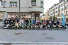 carvelo2go - Swiss Sharing-Platform for eCargo-Bikes