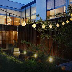 Солнечные 30 LED на открытом воздухе водонепроницаемый партия свет шнура фестиваль фея Ambience огни