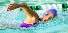 Weight Training for Swimming