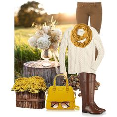 Autumn, created by juemaciel on Polyvore