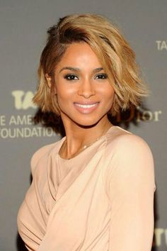 Ciara Bob Haircut