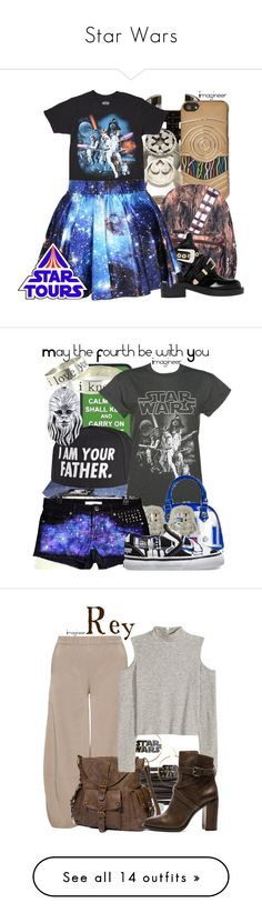 Star Wars by claucrasoda on Polyvore featuring polyvore fashion style Atelier Swarovski Balenciaga clothing CellPowerCases Starter R2 Vans Isabel Marant Kekoo T-shirt & Jeans H&M Vince Camuto starwars contestentry Tory Burch Rebecca Minkoff AllSaints McQ by Alexander McQueen myfavorite Maison Fabre Yves Saint Laurent Levi's Monki Superdry rogueone Pieces Milly French Connection Pamela Love Miu Miu Dinny Hall Acne Studios PINGHE Chanel Aquazzura Olivia Welles fashionhack Loewe BP. Chan Luu…