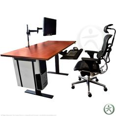 The UpLift Complete Standing Desk Is A Total Ergonomic Office Solution