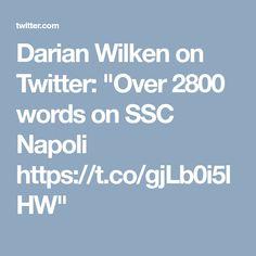 Football Analysis, Twitter, Words, Horse