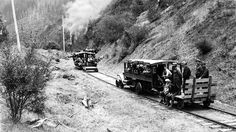 Digital Collections - Pictures - Streamlined locomotive (Sir Thomas Mitchell) hauling a southbound express at Heathcote Junction, Victoria, ca. Coos Bay, Rail Car, Modern Artists, Steam Locomotive, Historical Pictures, Oregon Coast, Color Photography, Digital Image, Trains