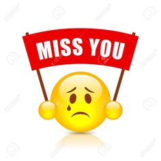 Miss you vector sign , emoji faces Animated Smiley Faces, Funny Emoji Faces, Animated Emoticons, Emoticon Faces, Funny Emoticons, Smileys, Smiley Emoji, Miss You Funny, I Miss You Quotes For Him