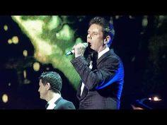 "II DIVO ""Si Tu Me Amas"" @ Sheffield Arena 07.04.12 Live HD"