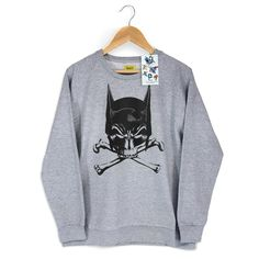 Moletinho Mescla Batman Freak #DCComics #Inverno #Winter #LojaDCComics #Batman #BatmanFreak #bandUP