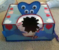 Valentines Day box-creative-funny-prek