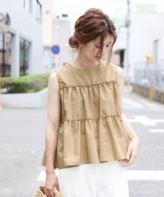 Stylish Dresses For Girls, Casual Dresses, Fashion Dresses, Trendy Fashion, Korean Fashion, Diy Clothes, Clothes For Women, Cute Skirts, Elegant Outfit