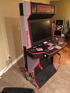 Post with 1368 votes and 65856 views. Tagged with staff picks; Shared by Home Arcade 2018 Arcade Stick, Mini Arcade, Penny Arcade, Arcade Cabinet Plans, Arcade Console, Video Game Rooms, Video Games, Arcade Machine, Arcade Game Machines