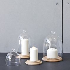cloches - bougies