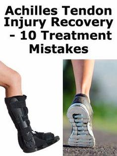 1000+ images about Achilles' tendon surgery on Pinterest ...