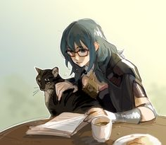 adrienne в Твиттере: «i didnt buy the dlc but glasses!Byleth is pretty nice… Character Home, Character Concept, Fire Emblem Characters, Blue Lion, Anime Oc, Storyboard, A Team, Game Art, Fantasy Art