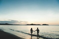 Engagement Shoot - Beachside Bliss In Costa Rica - You Mean The World To Me www.youmeantheworldtome.co.uk