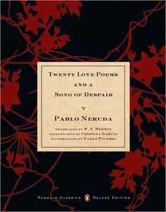 First published in 1924, Veinte poemas de amor y una canción desesperada remains among Pablo Neruda's most popular work. Daringly metaphorical and sensuous, this collection juxtaposes youthful passion with the desolation of grief. Drawn from the poet's most intimate and personal associations, the poems combine eroticism and the natural world with the influence of expressionism and the genius of a master poet