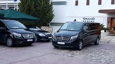 Our fleet of air conditioned luxurious Mercedes-Benz vehicles for Athens private tours, Airport transfers, Piraeus port private tours. Athens Airport, Mini Bus, Conference, Vans, Tours, Van, Minivan