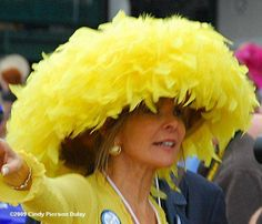 Yellow Wedding Hat Ideas 41a616eaa42