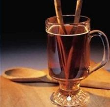 How to make a hot toddy to treat a cold, flu, sore throat, or cough.
