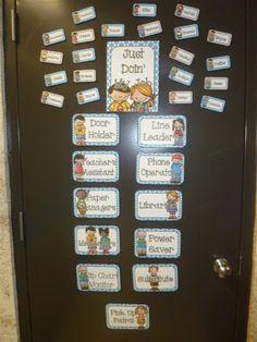 Classroom Reveal 2013 - 2014
