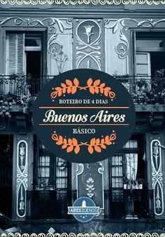 Dicas de Guias de Viagem: Argentina e Uruguai
