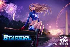 Geek News | A new live-action series about Stargirl is being added to the DC Universe line-up #DCComics