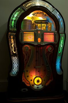 Wurlitzer 1080 jukebox, c1946-47