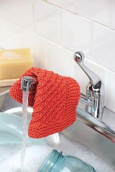 knook Dishcloths   LeisureArts.com