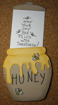 Honey pot by janell The Effective Pictures We Offer You About DIY Birthday Cards for cousin A quality picture can tell you many things. You can find the most beautiful pictures that can be presented t Vintage Birthday Cards, Birthday Cards For Women, Handmade Birthday Cards, Birthday Gifts For Men, Diy Birthday Gifts For Sister, Birthday Woman, Greeting Cards Handmade, Tarjetas Diy, Bee Cards