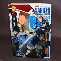 NARUTO - THE ANIMATION CHRONICLE - Chi | otaku.com