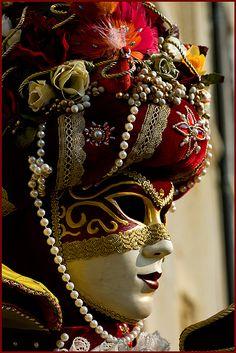 Tulip Mask - detail | Flickr - Photo Sharing!