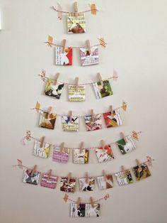 casa de fifia blog de decoração : 20 arvore de natal alternativa, de tule, pet, pelete, pompom ..                                                                                                                                                                                 Mais