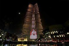 Burj Khalifa NYE festivities to live-stream worldwide Dubai New Years Eve, Burj Al Arab, New Year 2018, New Year Celebration, Burj Khalifa, Nye, Fireworks, Fair Grounds, Lights