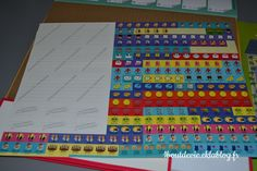 organiseur familial Mémoniak 2015/2016 Periodic Table, Diagram, 2015 Calendar, New School Year, Sticker, Periodic Table Chart, Periotic Table