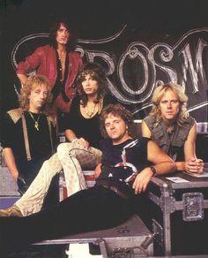 Aerosmith-saw 'em 3 times.