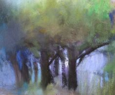 Complimentary colours are used in this sketch to create a simple but soothing…