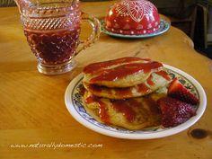 Strawberry Syrup recipe