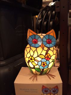 Owl Lamp at Cracker Barrel Owl Home Decor, Owl Kitchen, Owl Always Love You, Beautiful Owl, Owl Crafts, Wise Owl, Owl Bird, Night Owl, Owl House