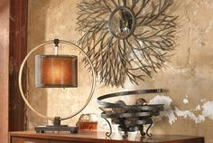 Netmasculine Lamps : Hudson Ring Lamp, great for Lodge, Masculine, Rustic, or Industrial ...