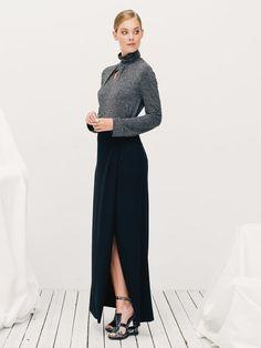 Maxi Wrap Skirt 12/2015