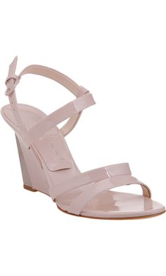 Blade Heel Wedge by Casadei for $780.00