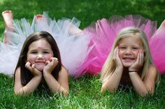 easy make your own tutus!