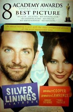 Silver Linings Playbook (2012) movie #poster, #tshirt, #mousepad, #movieposters2