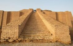 The Mesopotamian city of Ur, known as Tell al-Muqayyar, was an important Sumerian city state between about 2025-1738 BC. Located near the modern town of Nasiriya in far southern Iraq, on a abandoned channel of the Euphrates river,Ur covered about 60 acres, surrounding by a city wall. When Woolley excavated in the 1920s and 1930s, the city was a tell,a great artificial hill over seven meters high composed of centuries of building and rebuilding mud brick structures, one stacked on top of another.