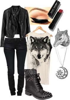"""""""Teen Wolf"""" by just-heidi on Polyvore"""