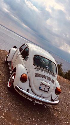Vw Vintage, Classic Motors, Vw Cars, Vw Beetles, Classy Women, Van Life, Automobile, Goblin, Woodstock